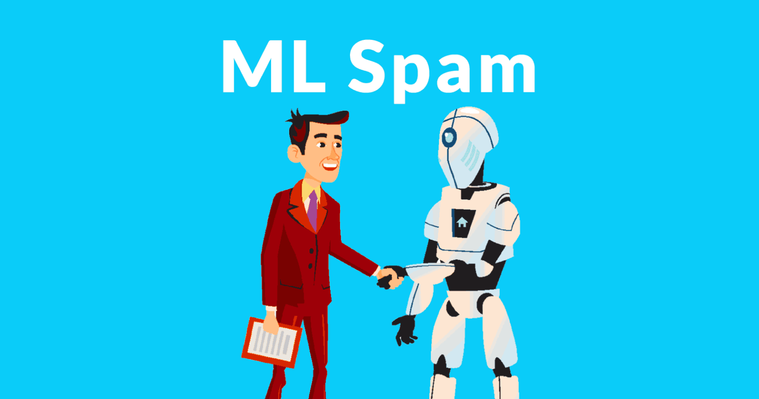 Machine Learning Spam in Google