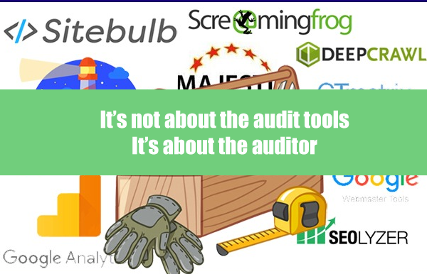SEO audit tools