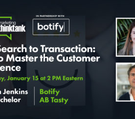 Mastering the Customer Experience from Search to Transaction [Webinar]