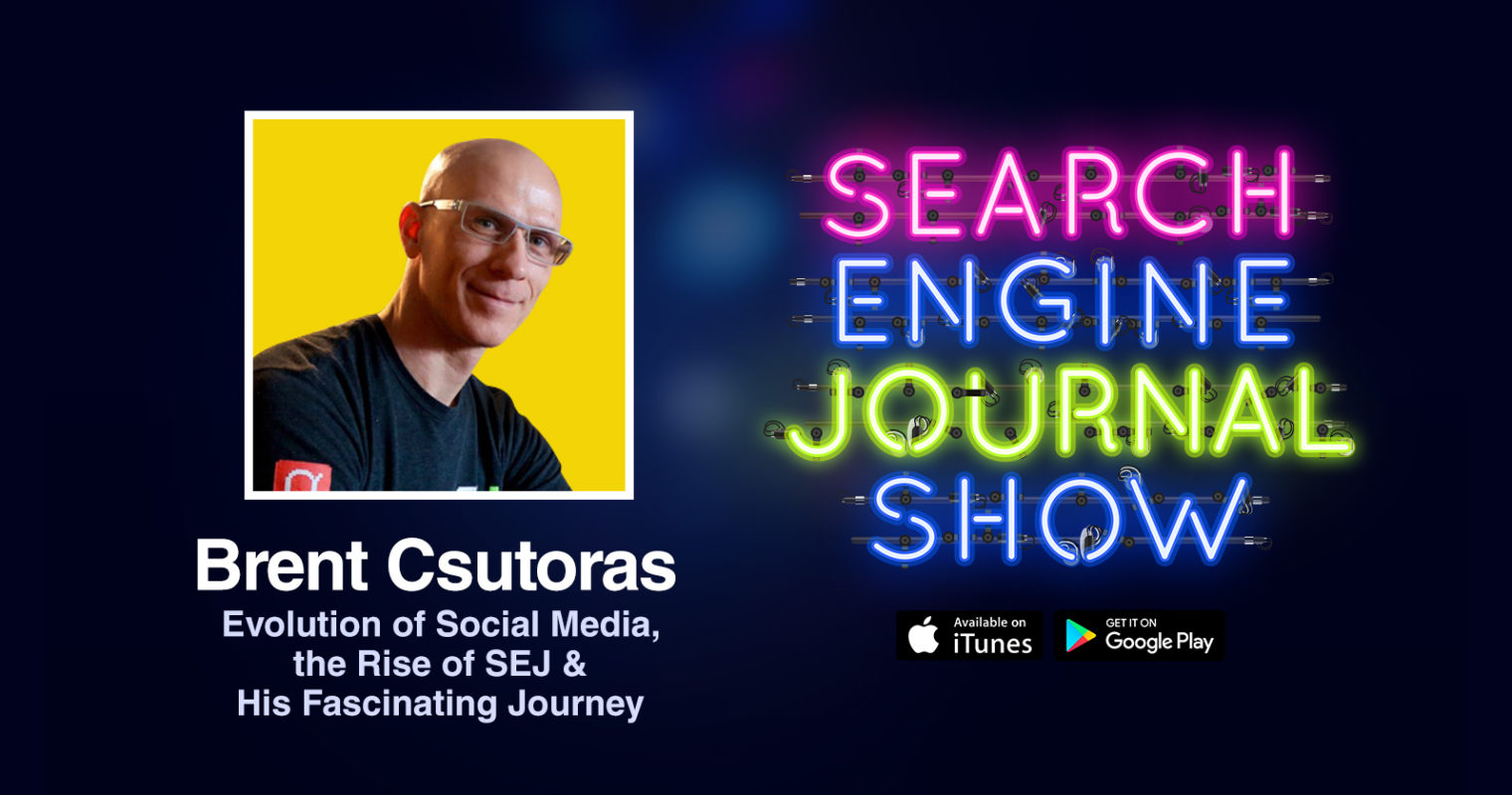 brent search engine journal podcast