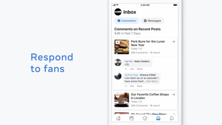 Facebook's New Creator Studio App Helps With Managing Pages On the Go