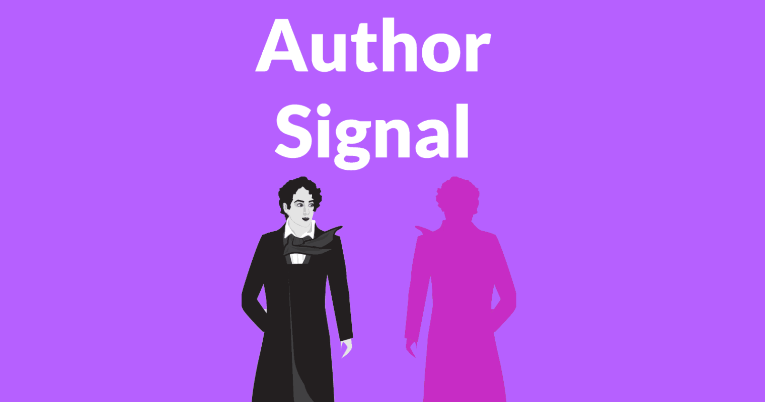 Author Bio Signal for Content