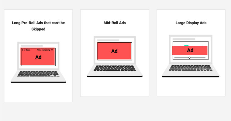 Google Chrome Expands Ad Blocking Efforts to Ads Within Videos