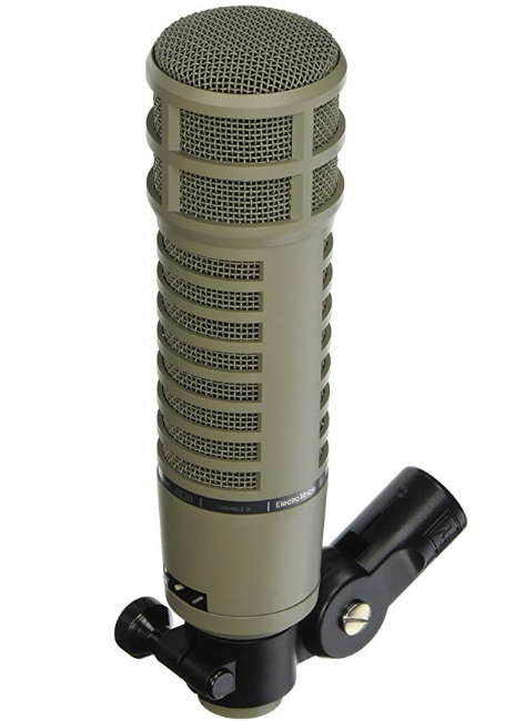 Electro Voice RE 20 microphone