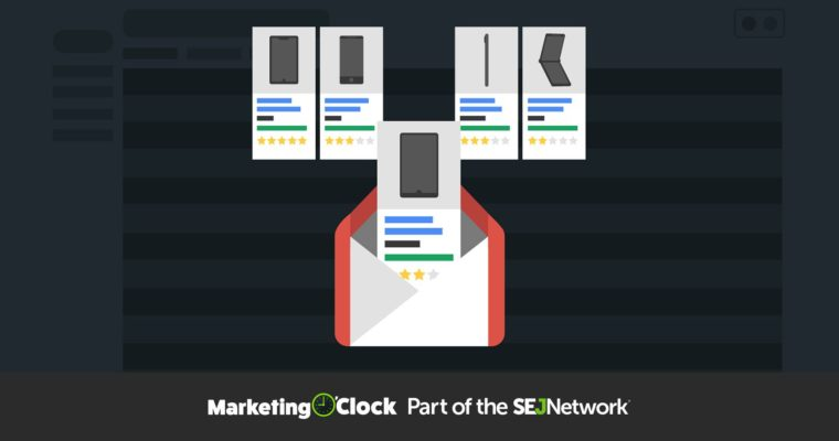 Google Shopping Ads in Gmail & This Week's Digital Marketing News