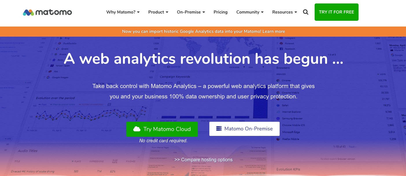 10 Great Google Analytics Alternatives
