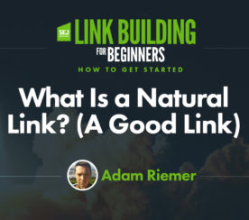 What Is a Natural Link? (A Good Link)