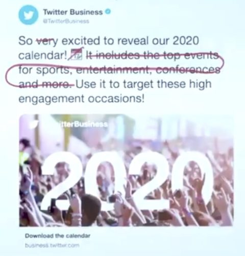 Twitter Shares Tips on Best Tweet Copy For Announcing a Product Launch