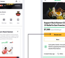 Yelp Lets Users Donate to Small Businesses in Response to COVID-19 Closures
