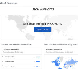 Google Launches COVID-19 Info Site & New Search Experience for Coronavirus Queries