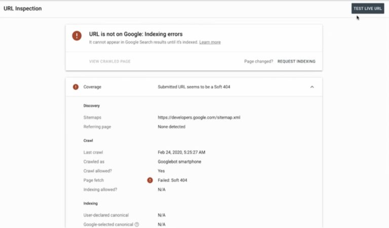 Google Explains How to Use the Search Console's Index Coverage Report