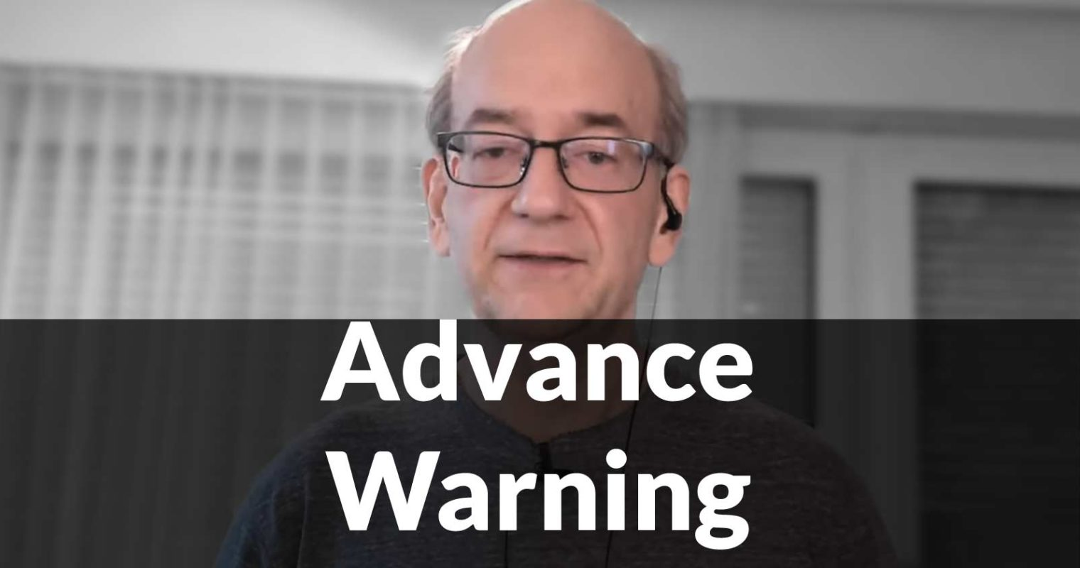 Google is Asked About Advance Warning of Penalties