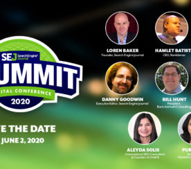 Join Us for SEJ eSummit 2020: Our 100% Virtual Search Conference