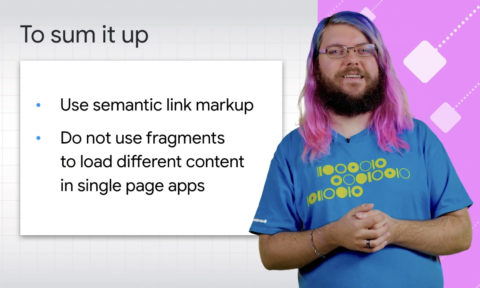 Google SEO 101: Do's and Don'ts of Links & JavaScript