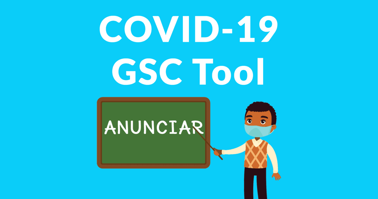 New COVID-19 Announcement Tool in Google Search Console