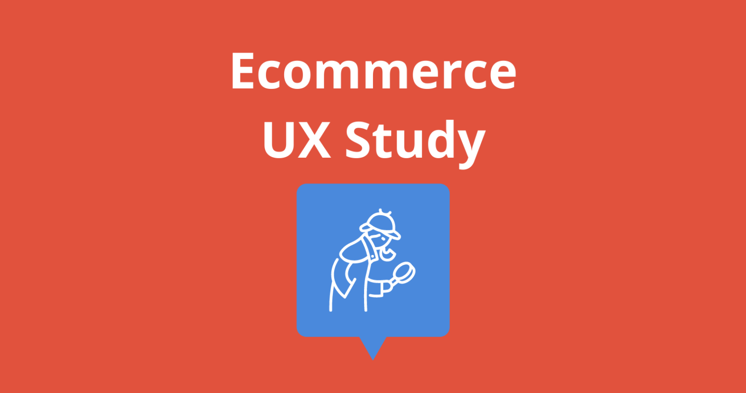 How to Increase Ecommerce Sales with a Usability Study