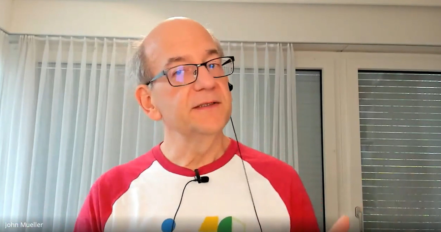 Google's John Mueller: Don't Wait Around for People to Find Your Site