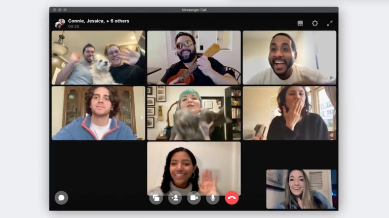 Facebook Messenger Launches Desktop App With Unlimited and Free Group Video Calls
