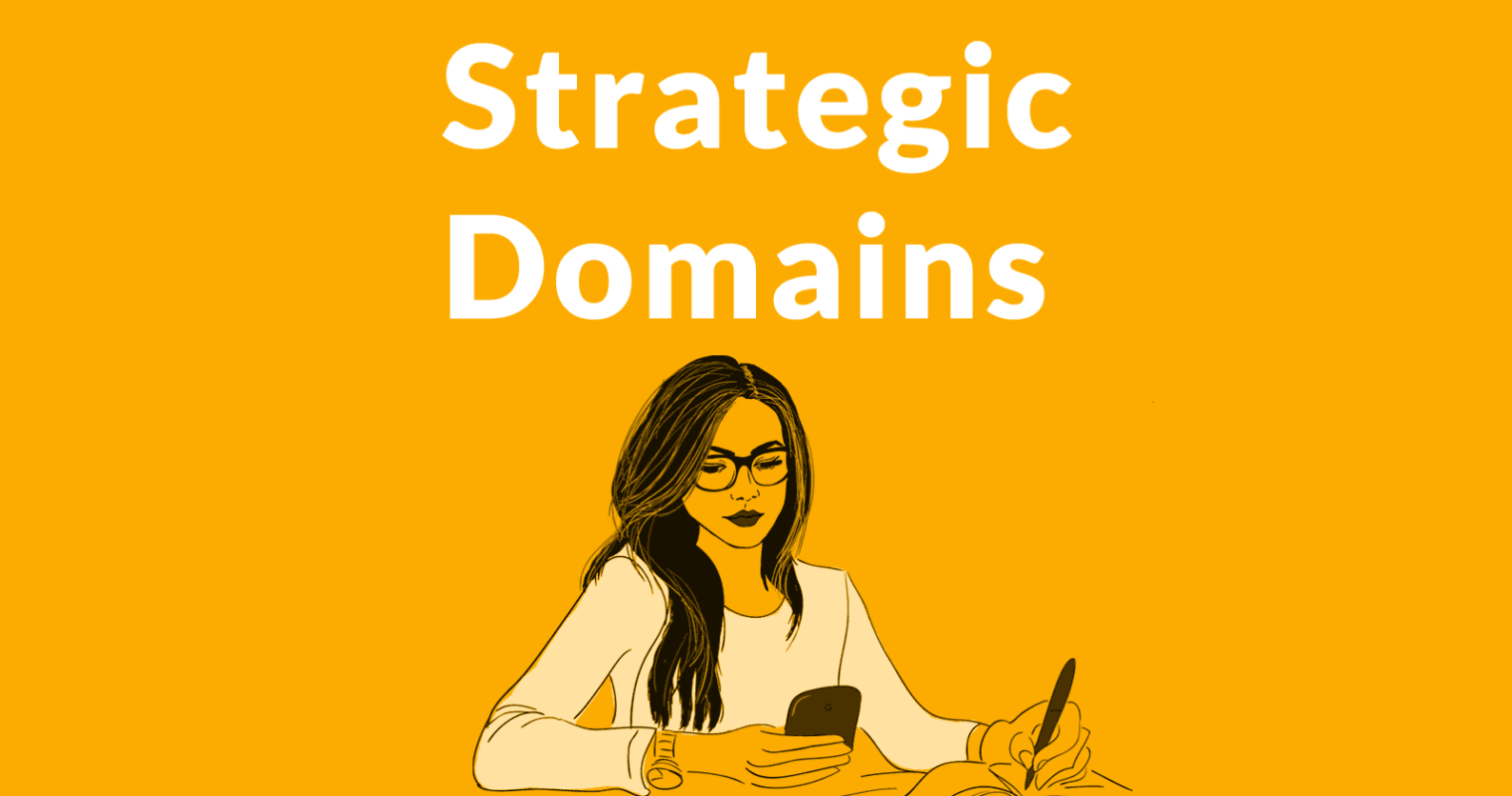 Strategic Domain Name Registrations