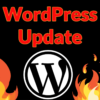 WordPress Vulnerability Update