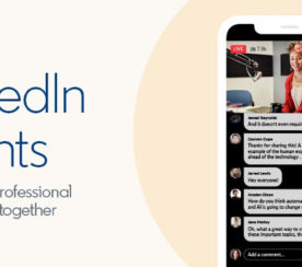 LinkedIn Pages Can Now Host Virtual Live Events