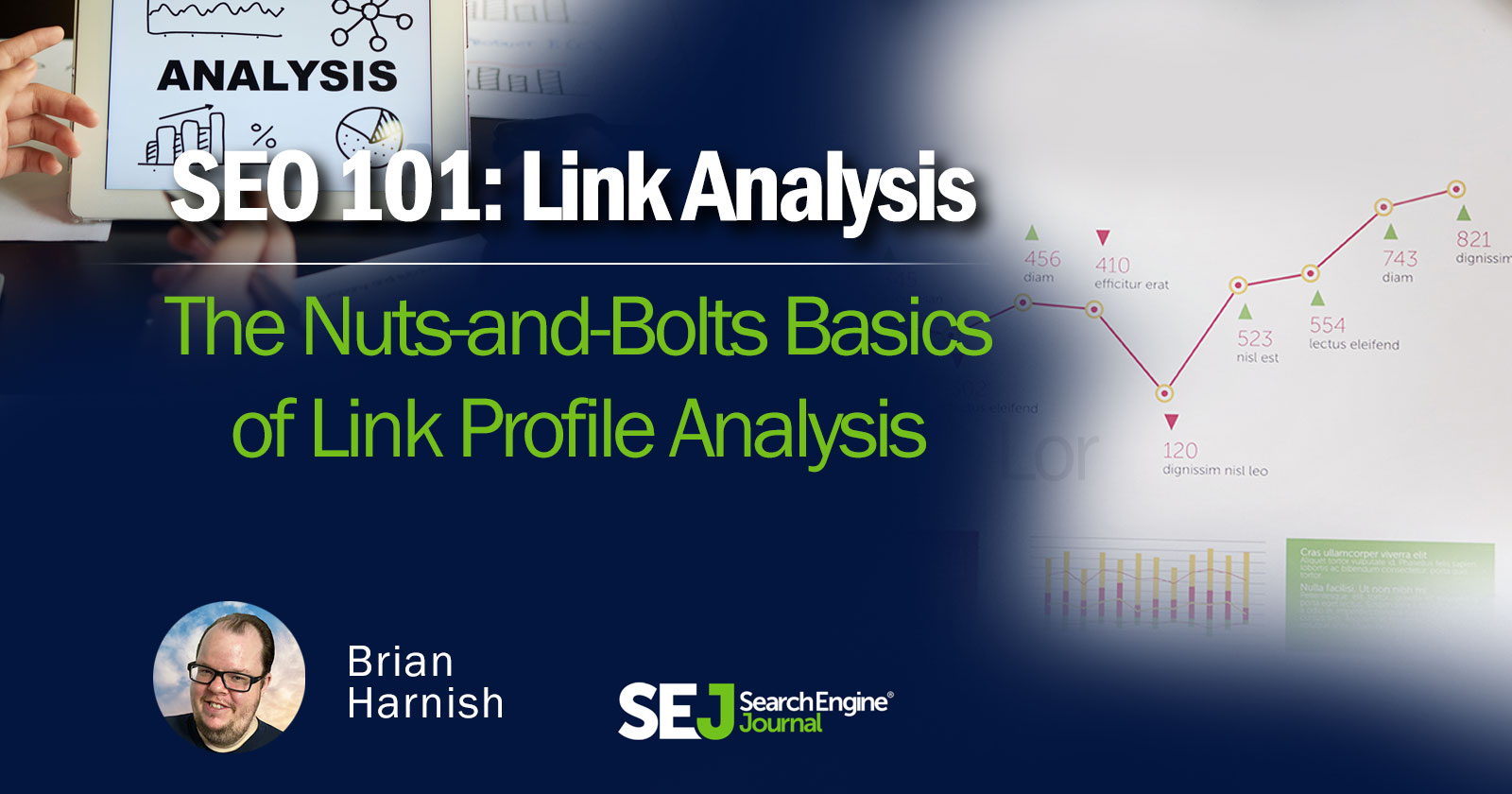 link profile analysis basics 5ec2136167811