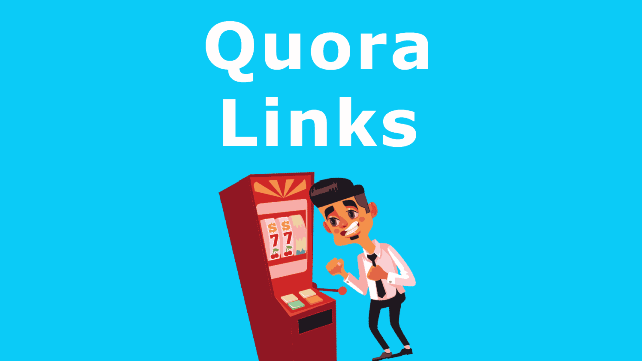 Google On Using Quora For Links Search Engine Journal