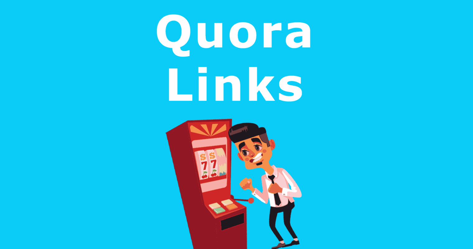 Google on Using Quora for Links