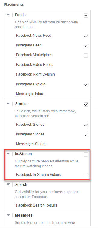 Facebook Continues Creating In-Stream Ad Transparency