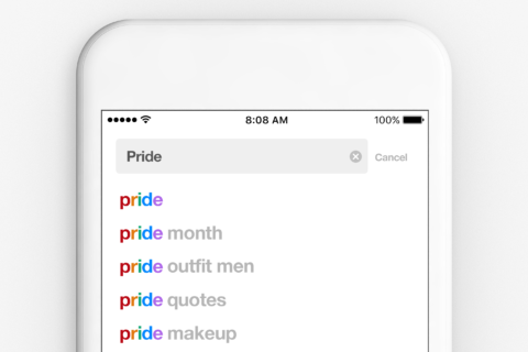 Instagram, Pinterest Roll Out New Features For Pride Month