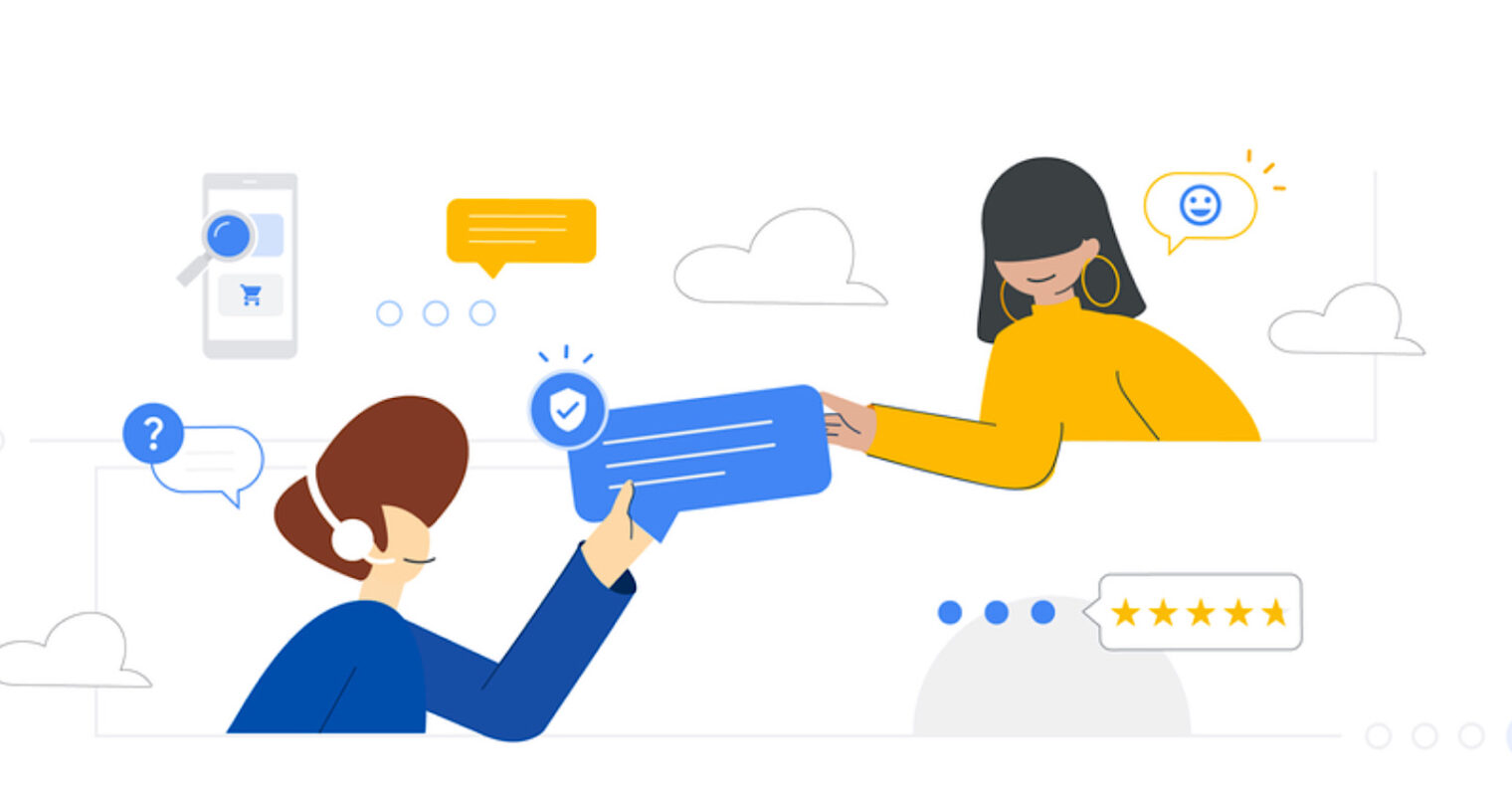 Google Expands Business Messaging to Mobile Websites