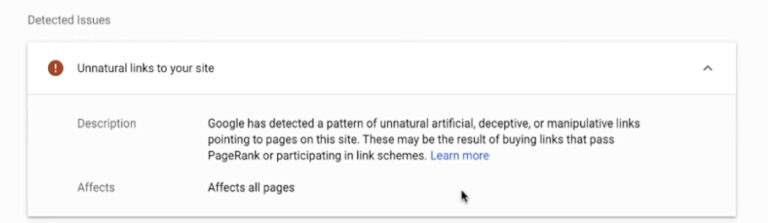 Google On How to Use the Manual Action Report in Search Console