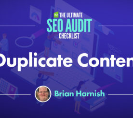 How to Check for Duplicate Content During an SEO Audit