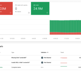 Google Updates Search Console With More Structured Data Support