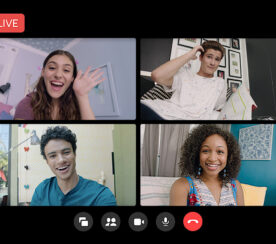 Facebook Enables 50-Person Live Streams With Messenger Rooms