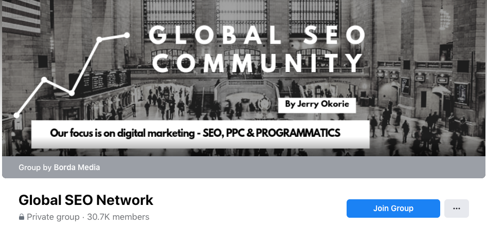 become seo expert global community