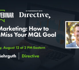 SaaS Marketing: How to Never Miss Your MQL Goal Again [Webinar]