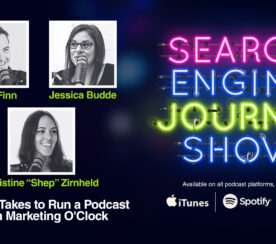 What It Takes to Run a Podcast with Marketing O'Clock [PODCAST]