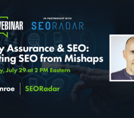 How to Prevent SEO Issues With QA Testing [Webinar]