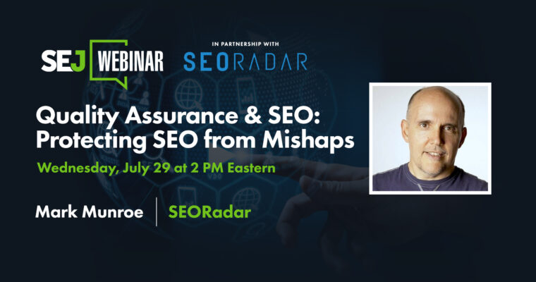 How QA Testing for SEO Can Boost Your Traffic & Revenue [Webinar]