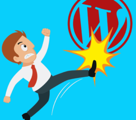 WordPress Bans Commercial Blog Links From Official Documentation