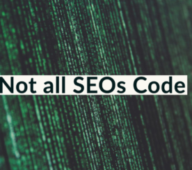 You Don't Have to Code to Be Great at SEO