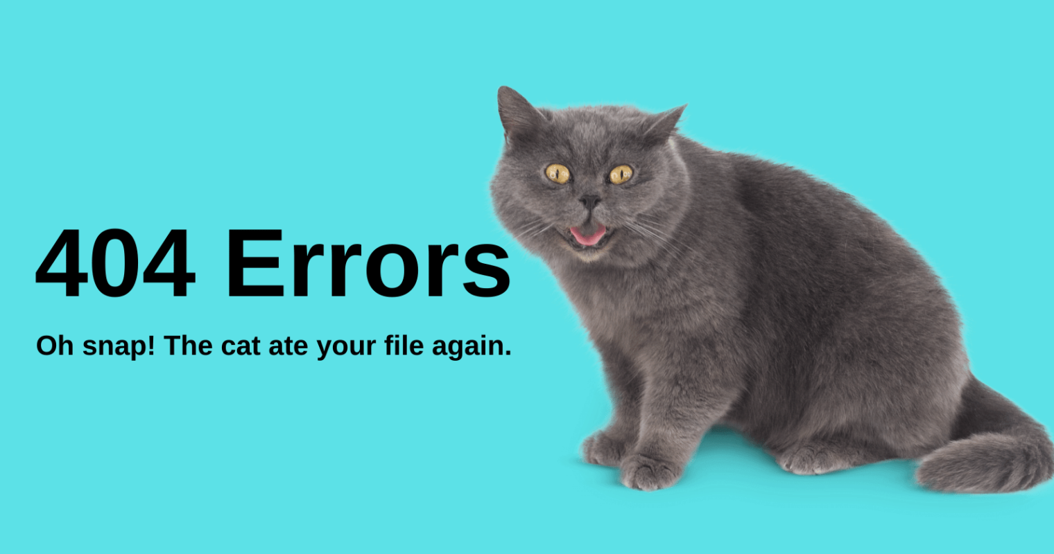 The Best 404 Pages: 37 Examples You Need to See