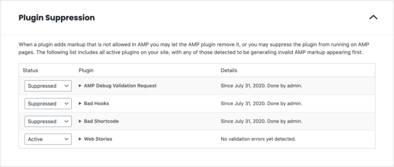 Official AMP for WordPress Plugin Updated to Version 2.0