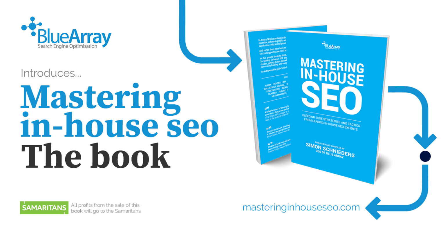 Mastering In-House SEO: Your Must-Read Book for 2020