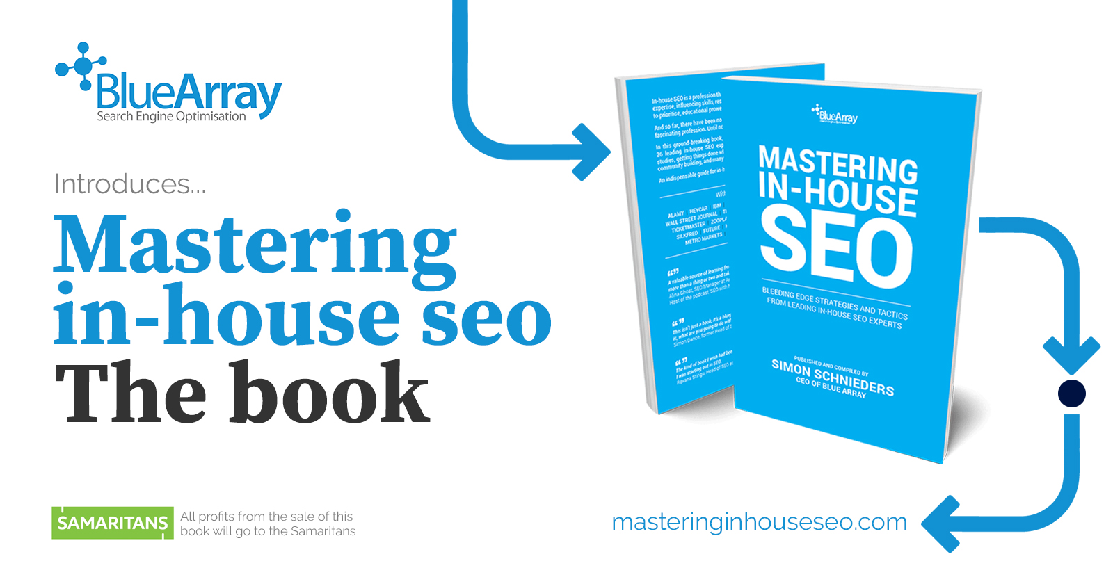 Mastering In-House SEO: Your Must-Read Book for 2020 via @bluearrayseo