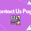 39 Inspiring Examples of Contact Us Pages