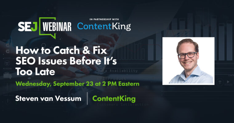 How to Catch & Fix SEO Issues Before It's Too Late