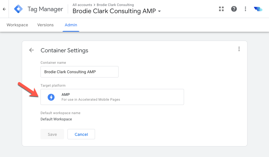 Google Tag Manager Amp Tag Web Stories WordPress Beta Plugin