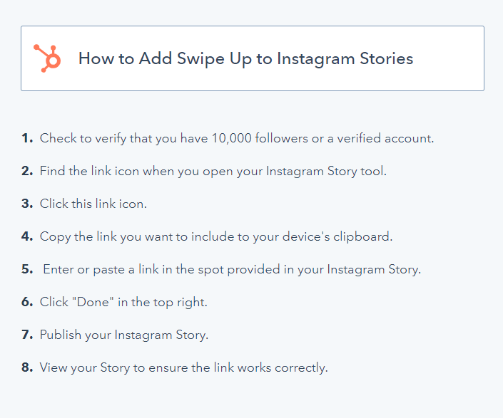 Add Links to Your Instagram Stories